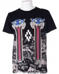 Marcelo Burlon Camu Tiger Black T-Shirt animal - Lyst