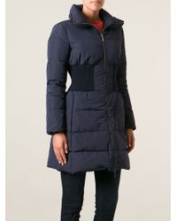 Moncler Sologne Padded Jacket - Lyst