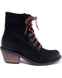 DV by Dolce Vita Eugene Suede Short Boots - Lyst
