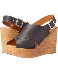 BC Footwear Black Cougar - Lyst