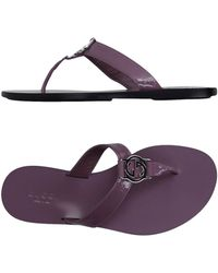 Gucci | Thong Sandal | Lyst