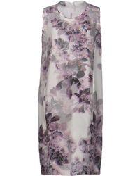 Maison Margiela Knee-Length Dress - Lyst