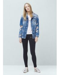 Mango | Pocket Cotton Trousers | Lyst