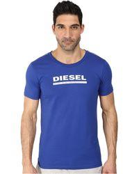 Diesel Jaky T-Shirt Kaik - Lyst