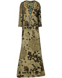 Jo No Fui - Long Dress - Lyst