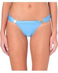 ViX Malibu Full Bikini Briefs - For Women - Lyst