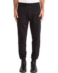 McQ by Alexander McQueen Black Jogging Sweatpants - Lyst