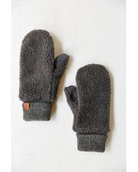 Bickley + Mitchell | X Uo Fleece Lined Sherpa Glove | Lyst