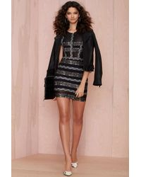 Nasty Gal Cold Hearted Snake Bodycon - Lyst