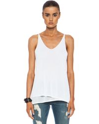 Rag & Bone Makayla Knit Top - Lyst