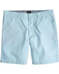 J.Crew 7 Club Short in Lightweight Chino - Lyst