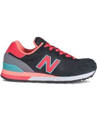 New Balance Lace Up Sneaker - Women'S 515 - Lyst