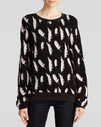 Wildfox Pullover - Feather - Lyst