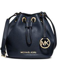 Michael by Michael Kors Jules Drawstring Crossbody Bag - Lyst