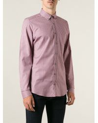 Gucci Slim Fit Shirt - Lyst