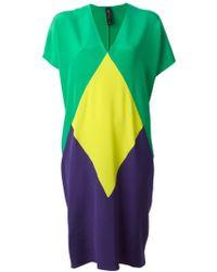 Zero + Maria Cornejo 'Anja' Dress - Lyst
