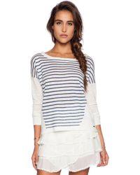 IKKS - Pullover Sweater - Lyst