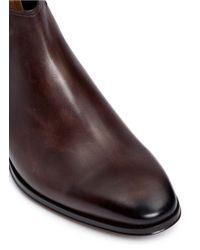 Rolando Sturlini | 'alameda' Leather Chelsea Boots | Lyst