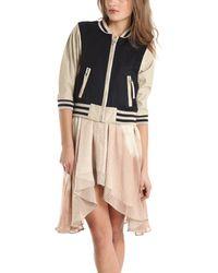 Shipley & Halmos - Varsity Jacket - Lyst