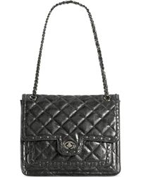 Steve Madden Broyyal Quilted Satchel - Lyst