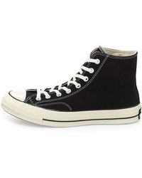 Converse All Star Chuck 70 Hightop Sneaker Black - Lyst