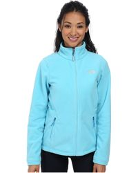 The North Face Blue Palmeri Jacket - Lyst