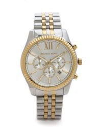 Michael Kors Mens Lexington Watch - Lyst