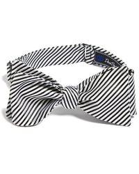 David Donahue Silk Bow Tie - Lyst