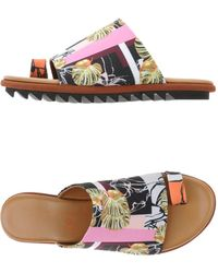 Clover Canyon - Thong Sandal - Lyst