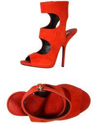 Giuseppe Zanotti Highheeled Sandals - Lyst