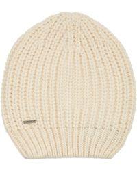 Maje - Ribbed-knit Beanie - Lyst