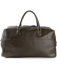 Canali - Classic Holdall - Lyst