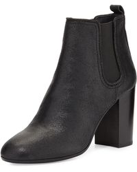 Tory Burch Margaux Gored Ankle Boot - Lyst