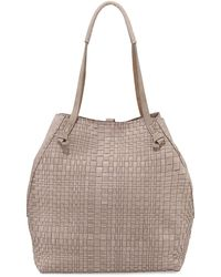 Henry Beguelin - Woven Double-Handle Tote Bag - Lyst