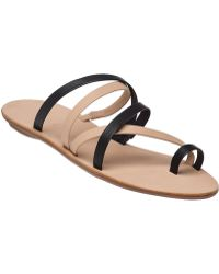 Loeffler Randall | Sarie Leather Sandals | Lyst
