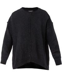 Isabel Marant Tam Oversized Sweater - Lyst