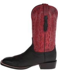 Lucchese Red W8 - Lyst
