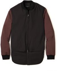 3.1 Phillip Lim Harrington Jacket with Shirttail - Lyst