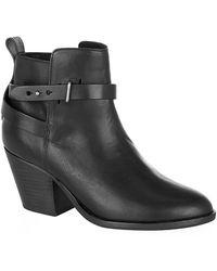 Rag & Bone Dalton Leather Boot - Lyst