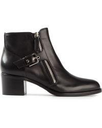 Gianvito Rossi Hutton Boots - Lyst