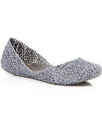 Melissa Ballet Flats - + Campana Papel Iii - Lyst