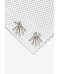 Capwell & Co - Ava Jacket Earrings - Lyst