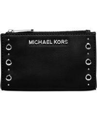 Michael Kors Michael Jet Set Grommet Large Key Pouch - Lyst