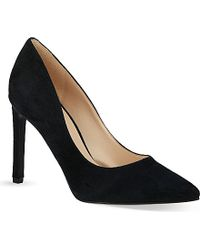 KG by Kurt Geiger Dita Suede Court Shoes - For Women - Lyst
