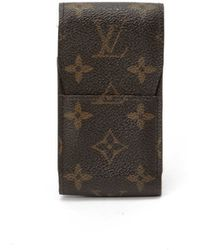 Louis Vuitton Pre-owned Accessory Case - Lyst