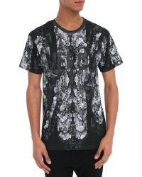 Eleven Paris Black Mercy Print T-Shirt - Lyst