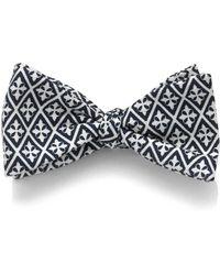 Mark Giusti - Mosaic Bow Tie Ldv - Lyst
