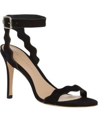 Loeffler Randall Amelia Ankle-Strap Sandals - Lyst