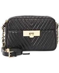 Michael Kors - Susannah Quilted Leather Shoulder Bag - Lyst