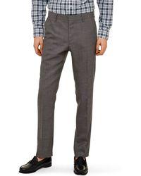 Club Monaco Grant Hopsack Suit Trouser - Lyst
